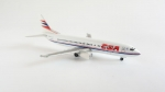 Model Boeing 737-400 CSA Czech Airlines 1:500