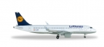 Model Airbus A320 Lufthansa sharklets 1:500