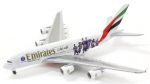 Model Airbus A380 Emirates Paris St.Germain 1:500