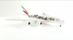 Model Airbus A380 Emirates Wildlife 1:500