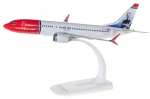 Model Boeing 737-MAX8 Norwegian EI-FYA