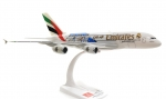 Model Airbus A380 Emirates Real 2018