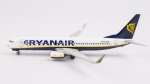 Model Boeing 737-800 Ryanair 1:400 NG Model