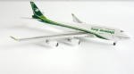 Model Boeing 747-400 Iraqi Airways 1:500