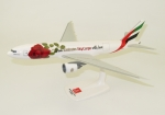 Model Boeing 777-200F Emirates Cargo ROSE