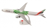 Model Boeing 777-300 Emirates GREEN