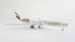 Model Boeing 777-300 Emirates Benfica 1:500
