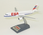 Model Airbus A320 CSA Czech Airlines