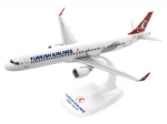 Model Airbus A321neo Turkish