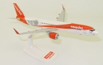 Model Airbus A321neo Easyjet