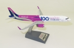 Model Airbus A321 Wizzair HA-LTD 1:200