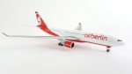Model Airbus A330-200 Air Berlin 1:500