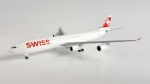 Model Airbus A340-300 SWISS 1:500