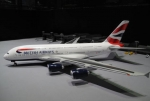 Model Airbus A380 British Airways 1:200