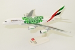 Model Airbus A380 Emirates Expo2020 GREEN