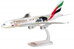 Model Airbus A380 Emirates Wildlife2