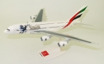 Model Airbus A380 Emirates The Sky