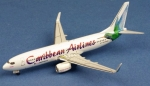 Model Boeing 737-800 Caribbean/Air Jamaica