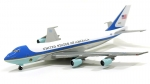 Model Boeing 747 Air Force One 1:500