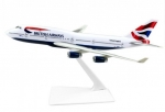 Model Boeing 747-400 British Airways 1:250