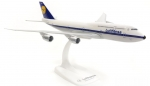 Model Boeing 747-8 Lufthansa RETRO