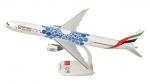 Model Boeing 777-300 Emirates BLUE