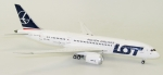 Model Boeing 787 LOT SP-LRD INFLIGHT200