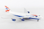 Model Boeing 747-400 British Airways SKYMARKS