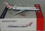 Model CRJ200 British Airways