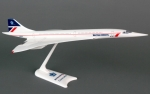 Model Concorde British Airways