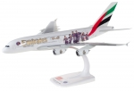 Model Airbus A380 Emirates PARIS