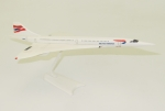 Model Concorde British Airways 1:250