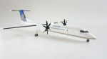 Model bombardier Q400 United 1:200