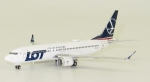 Model Boeing 737MAX8 LOT 1:400 SP-LVA