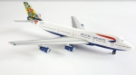 Model Boeing 747-200 British Airways GABLOTA