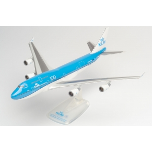 Model Boeing 747-400 KLM LAST FLIGHT