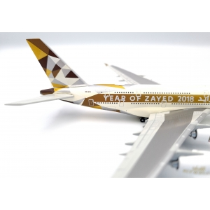Model Airbus A380 ETIHAD Zayed 1:500