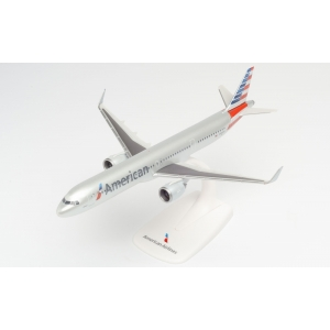 Model Airbus A321neo American