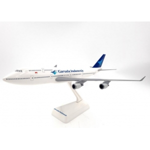 Model Boeing 747-400 GARUDA 1:250